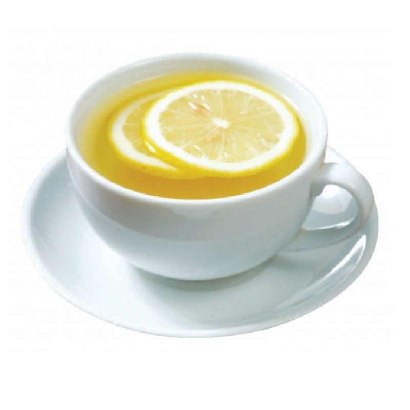 Fresh Lemon Honey (Hot)