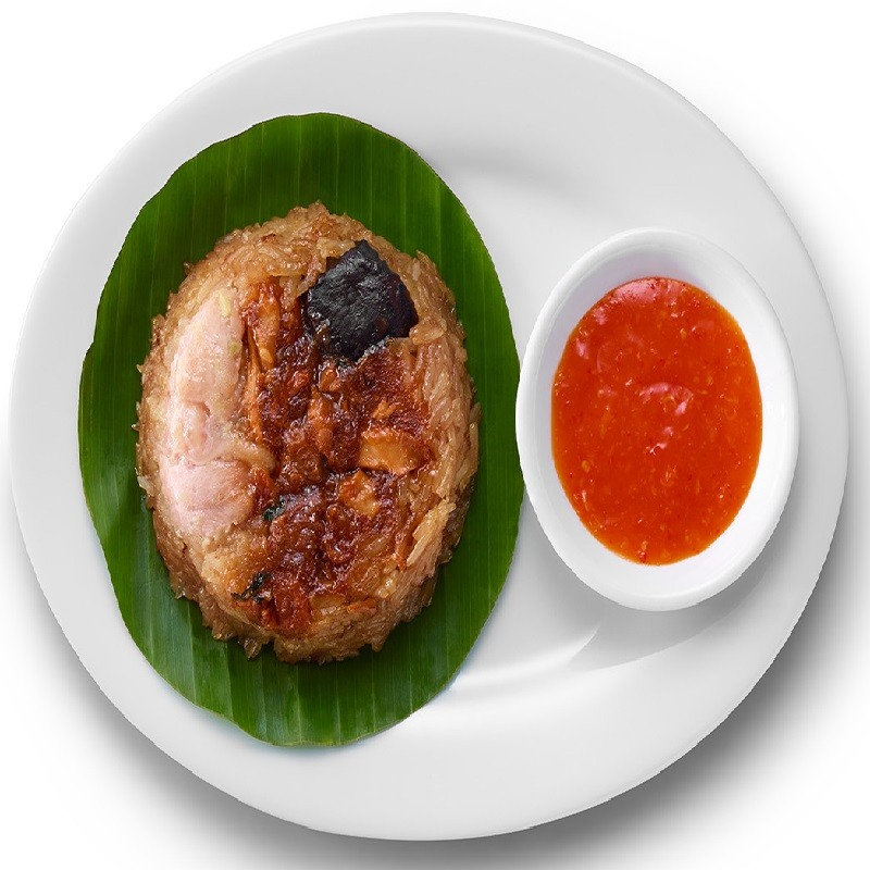 Chicken Glutinous Rice (Ipoh Style)