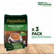 [3 Pack Bundle] Papparich White Coffee 3in1 (40g x 12s)