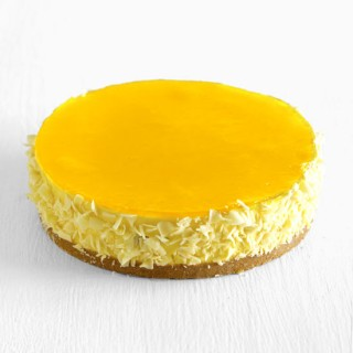The Russian Whiskers (Mango Cheesecake)