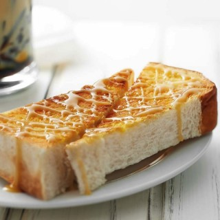Thick Toast with Susu