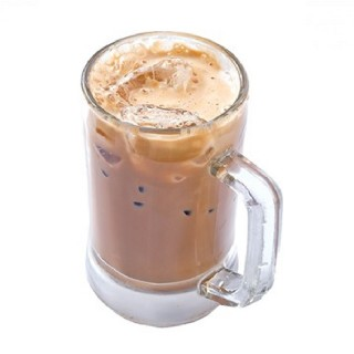 White Coffee (Iced)