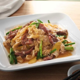 Kway Teow Beef with Ginger