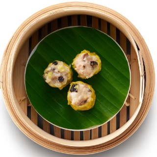 Chicken Mushroom Siew Mai (3 Pieces)