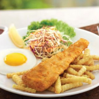 Fish with Chips