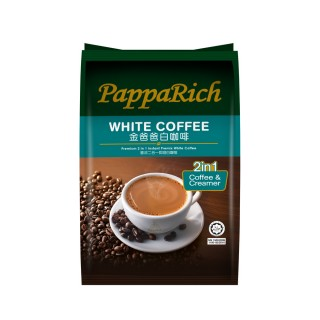 Papparich White Coffee 2in1 (25g x 12s)
