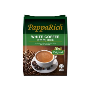 Papparich White Coffee 3in1 (40g x 12s)