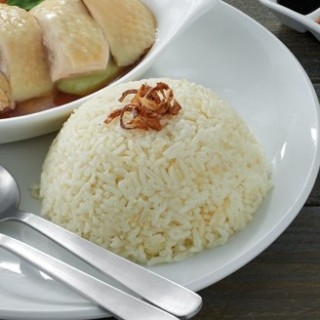 Chicken Rice (Rice Only)