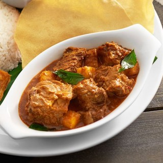 Curry Mutton (1 Portion)