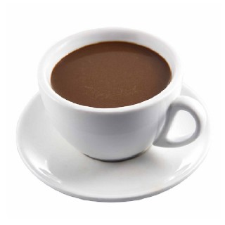 Coffee Cham Milo (Hot)
