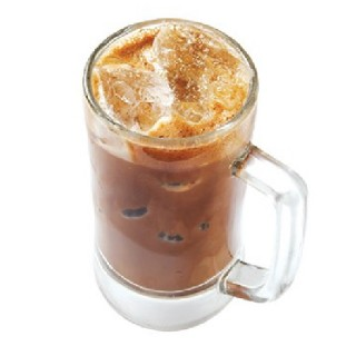 Coffee Cham Milo (Iced)