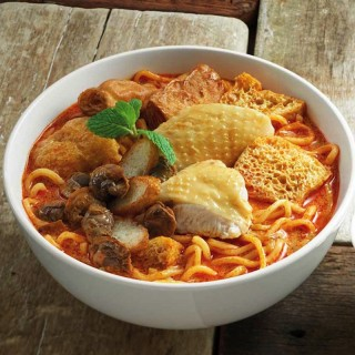 Curry Laksa Special